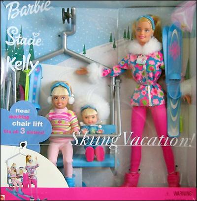 Фото набор Барби сестры