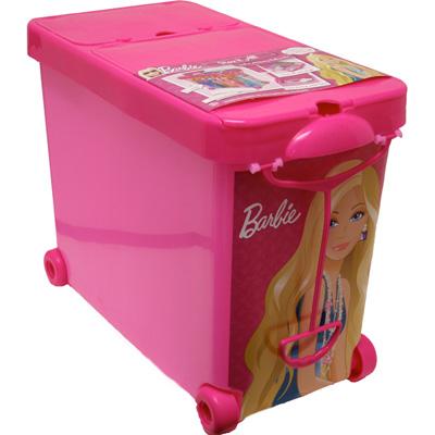 чемодан Barbie