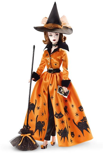 Клубная кукла Барби Halloween Haunt Barbie
