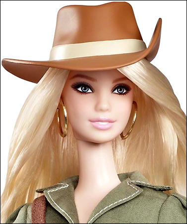 Фото коллекционной куклы Барби Австралия Куклы Мира