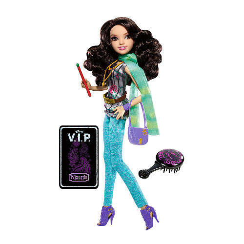 Селена Гомез Волшебники из Вейверли-плейс кукла Disney V.I.P. Mattel