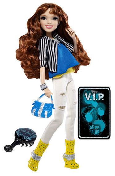 Белла Торн сериал Встряхнись кукла Disney V.I.P. от Mattel