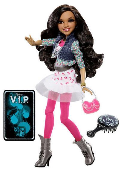 Зендая Колман сериал Встряхнись кукла Disney V.I.P. Mattel