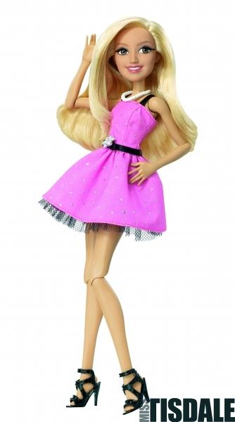 Шарпей Эванс Классный Мюзикл кукла Disney V.I.P. от Mattel