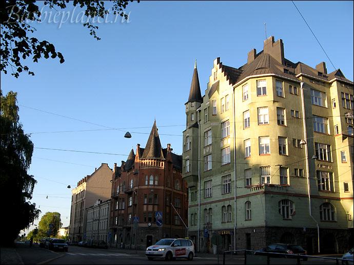 Путевой журнал. Барби в Хельсинки