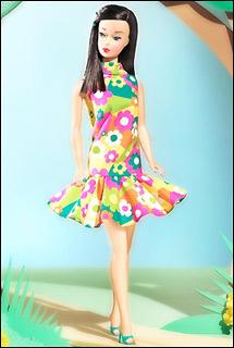 репро Барби Color Magic Barbie