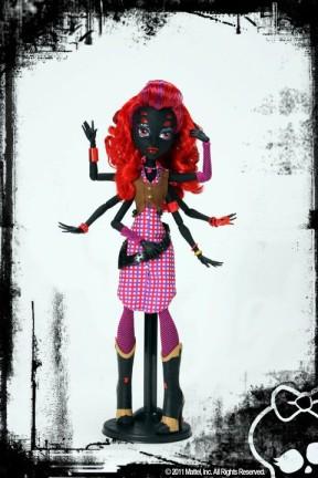 Кукла Школа Монстров Дочь Арахны Spiderella