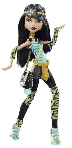 Фото куклы Школа Монстров Monster High Cleo de Nile Клео де Найл