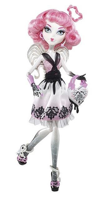 кукла школа монстров купидон Monster High Cupid