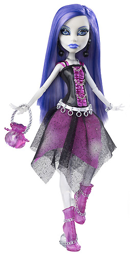 Фото куклы Спектра Школа Монстров Spectra Vondergeist Monster High