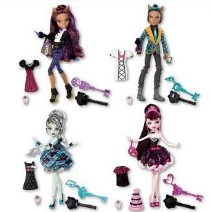 Куклы Школа Монстров Sweet 1600