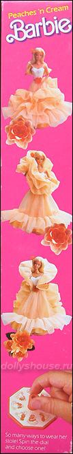 Промо фото Барби Peaches n Cream Barbie
