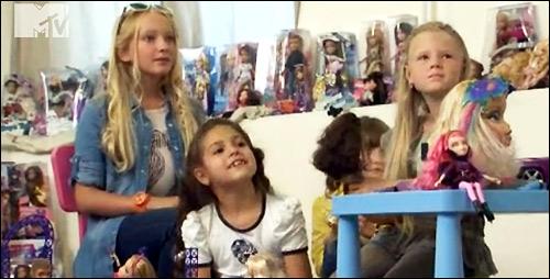 Bratz русалки из н2о. кукольныйпатчи для bratz реальные девчонки