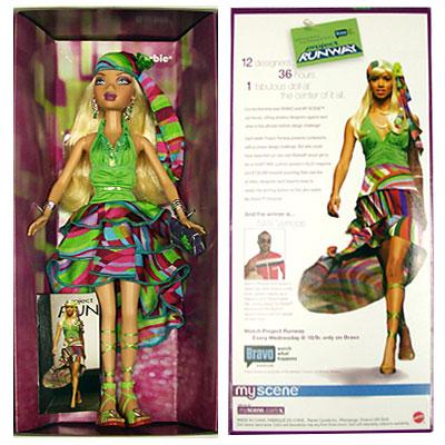 Проект Подиум: кукольные страсти. У них — Барби, у нас — Братц