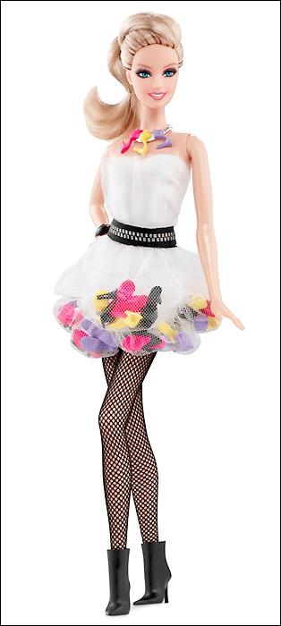 Shoe Obsession Barbie: Барби и ее обувь
