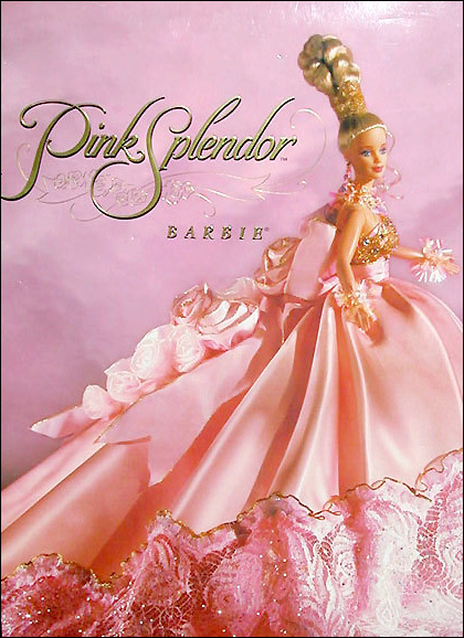 Выставка коллекции кукол Барби Яны Мирной. Осень-2011, Иваново