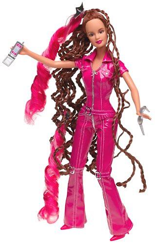 Кукла с длинными волосами Christie Cool Lookz