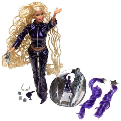 Кукла Барби игра в парикмахеров Cool Lookz Trendy Bendy Barbie