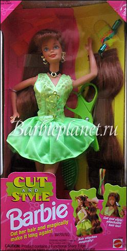 Кукла Барби 90-х Cut & Style Barbie рыжая