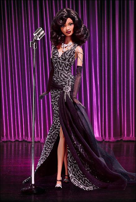 Фото коллекционной куклы Барби Jazz Diva Barbie