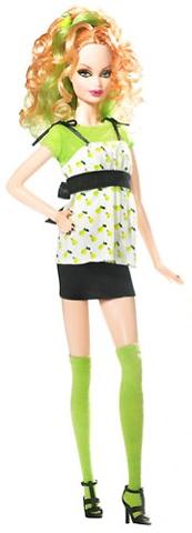 Кукла Барби с накладками для волос Top Model Hair Wear Barbie
