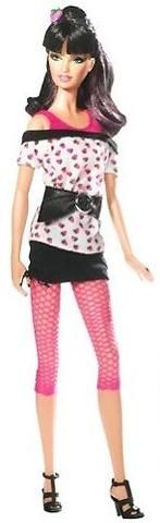 Кукла Никки с накладками для волос Top Model Hair Wear Teresa