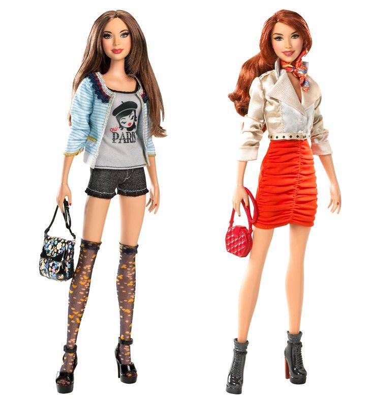 Куклы Stardoll от Mattel