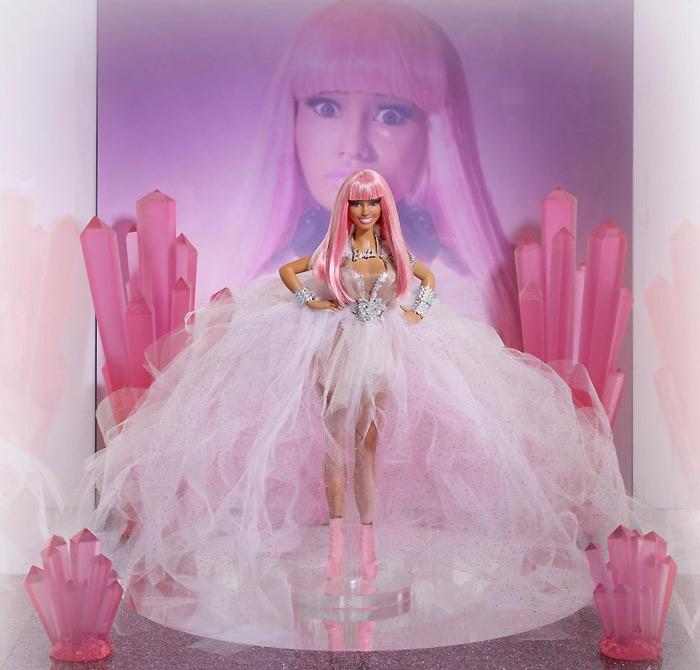 Фото куклы Барби Ники Минаж