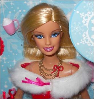 Happy Holidays Barbie 2011. Эксклюзив для Target