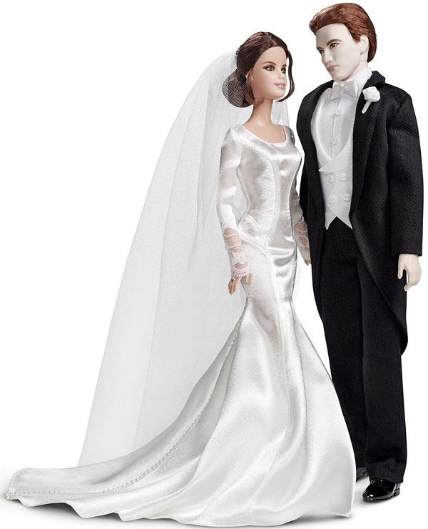Куклы Эдвард и Белла — Свадьба (Сумерки. Сага. Рассвет: Часть 1)