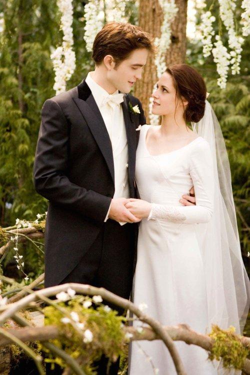 Фото свадьба Эдварда и Беллы Сумерки