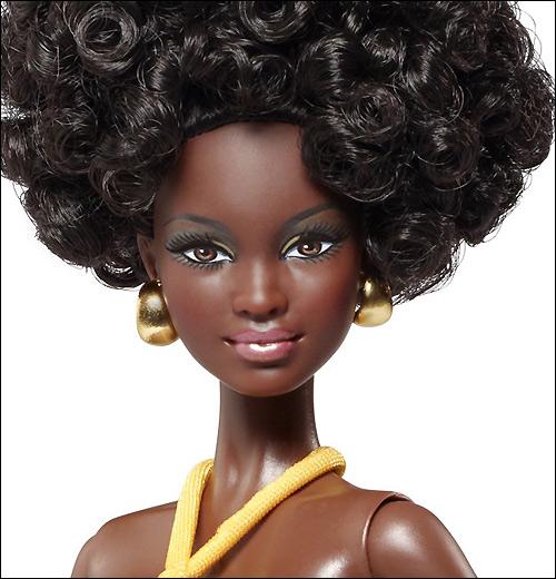 Коллекционная кукла Барби пляжная Barbie Basics