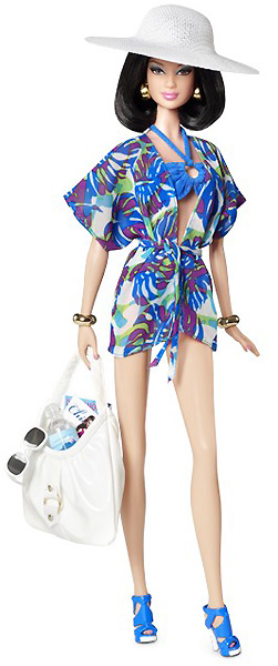 Одежда для коллекционной Барби