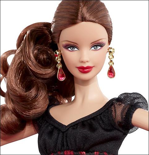 Кукла Барби Танцы со звездами пасодобль