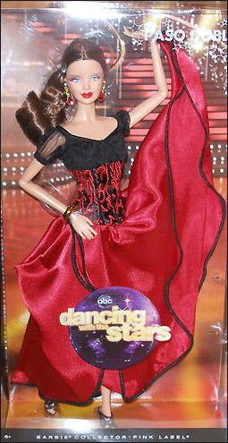 Фото куклы Барби Танцы со звездами пасодобль