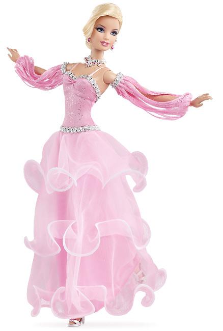 Коллекционная кукла Барби Танцы со звездами Вальс