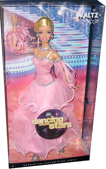 Фото Коллекционная кукла Барби Танцы со звездами Вальс