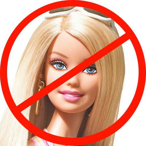 Куклу барби запретили в иране
