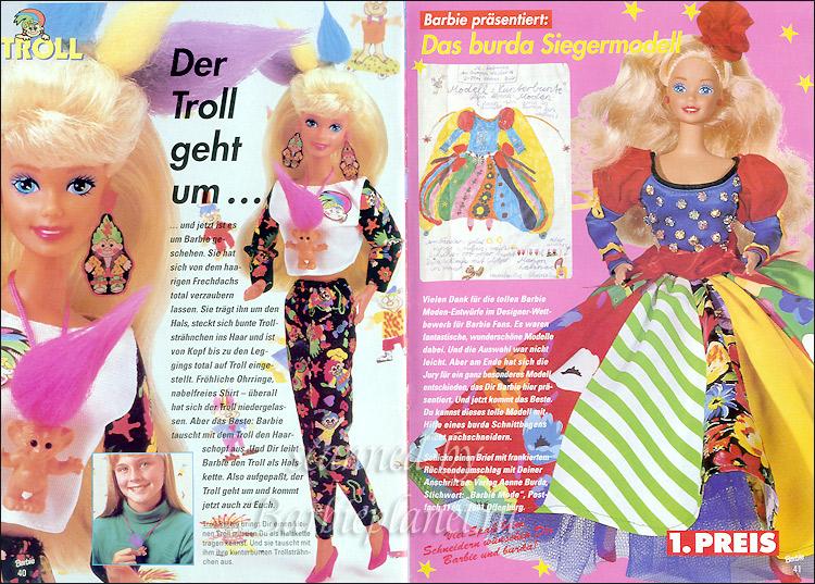 Фото кукол Барби 90-х детство