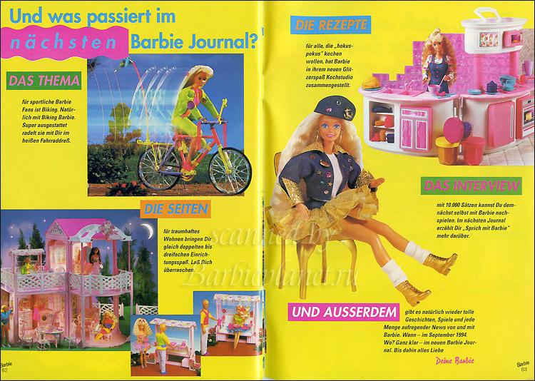 Анонсы кукол Барби реклама 90-х