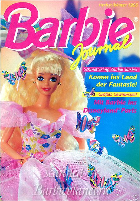 Каталог кукол Барби девяностых