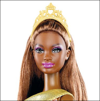 Чернокожая Барби подруга Kara So In Style 2012