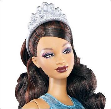 Чернокожая Барби подруга Trichelle So In Style 2012 SIS