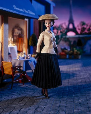 Коллекционная кукла Барби Кристиан Диор