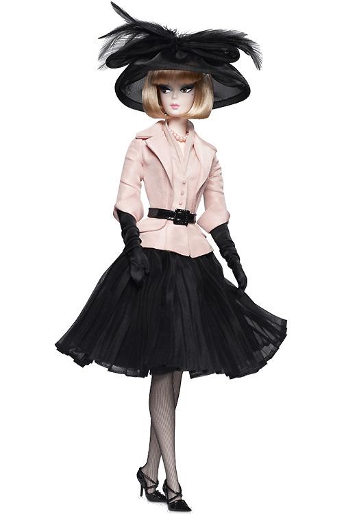 Afternoon Suit Silkstone Barbie: клубная Силкстоун Барби 2012