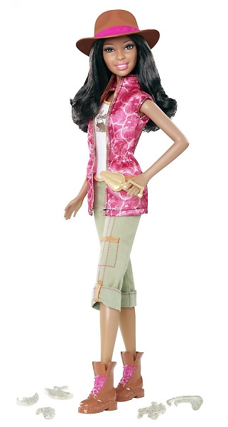 Новинка Барби 2012 - Я могу стать: Палеонтолог