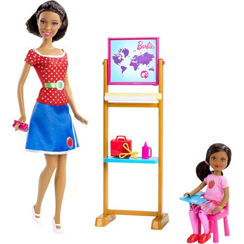 Новинка Барби 2012 - Я могу стать: Учительница