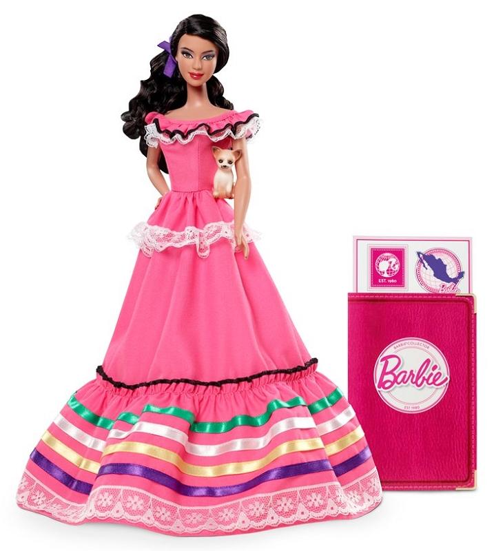 Новые Барби 2012 из серии Куклы Мира: Dolls of the World