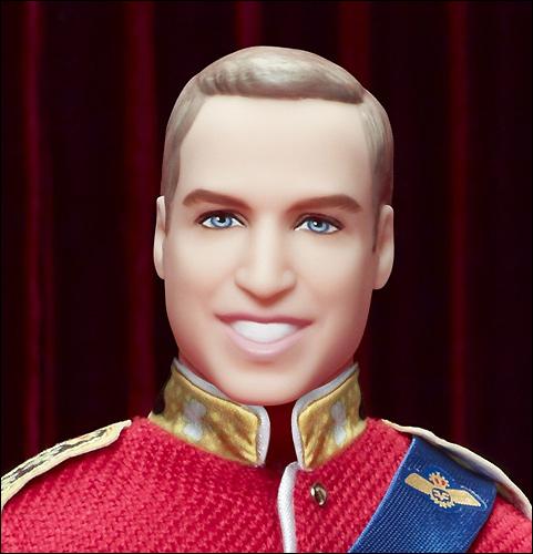 Кукла Кен Принц Эдвард