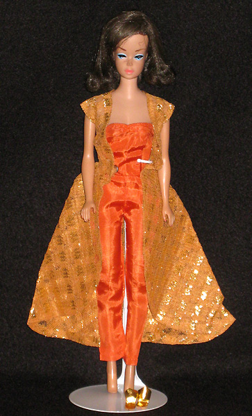 Осенний костюм для Барби Dinner at Eight винтаж